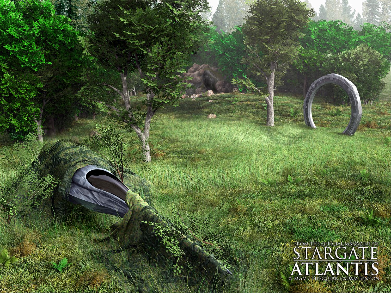 kromekat com » Stargate – Illustration Project